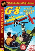 G-8 and His Battle Aces eBook #45 June 1937 Flight from the Grave