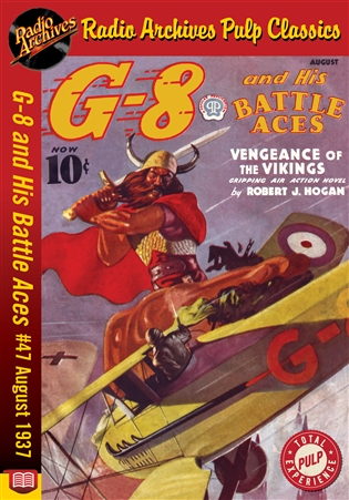 G-8 and His Battle Aces eBook #047 August 1937 Vengeance Of The Vikings