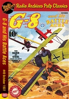 G-8 and His Battle Aces eBook #49 October 1937 The Hand of Steel