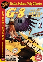 G-8 and His Battle Aces eBook #050 November 1937 The Flight of the Hell Hawks