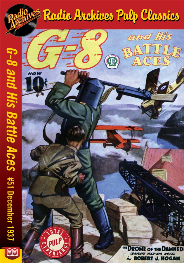 G-8 and His Battle Aces eBook # 51 December 1937 Drome of the Damned -  [Download] #RE217
