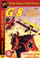 G-8 and His Battle Aces eBook #52 January 1938 Satan Paints the Sky