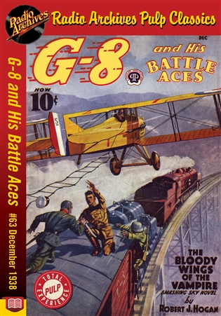 G-8 and His Battle Aces eBook #063 December 1938 The Bloody Wings of the Vampire