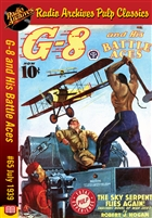 G-8 and His Battle Aces eBook #065 February 1939 The Sky Serpent Flies Again!