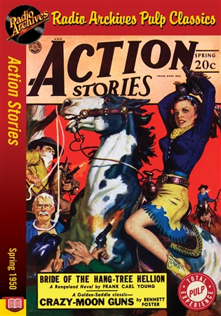 Action Stories eBook Spring 1950