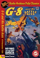 G-8 and His Battle Aces eBook #074 November 1939 Red Fangs of the Sky Emperor