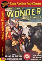 Thrilling Wonder Stories eBook October 1941