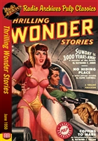 Thrilling Wonder Stories eBook June 1950