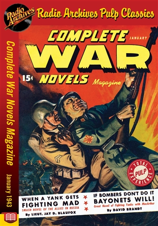 Complete War Novels Magazine eBook January 1943