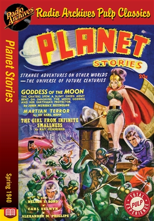 Planet Stories eBook Spring 1940