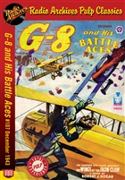 G-8 and His Battle Aces eBook #107 December 1943 The Wings of the Iron Claw