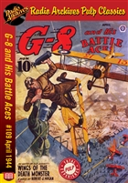G-8 and His Battle Aces eBook #109 April 1944