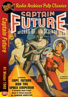 Captain Future eBook #1 The Space Emperor