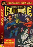 Captain Future eBook #2 Calling Captain Future