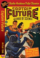 Captain Future eBook #04 The Triumph of Captain Future