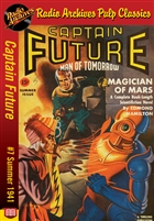 Captain Future eBook #07 Magician of Mars