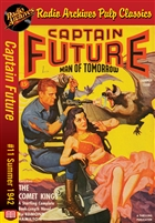 Captain Future eBook #11 The Comet Kings