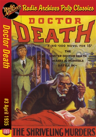 Doctor Death eBook #3 The Shriveling Murders