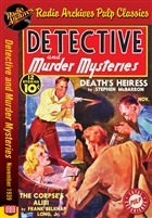 Terror Tales eBook Paul Ernst, Book 1