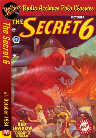 The Secret 6 eBook #1 The Red Shadow