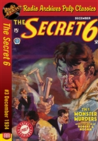 Secret 6 eBook #3 The Monster Murders