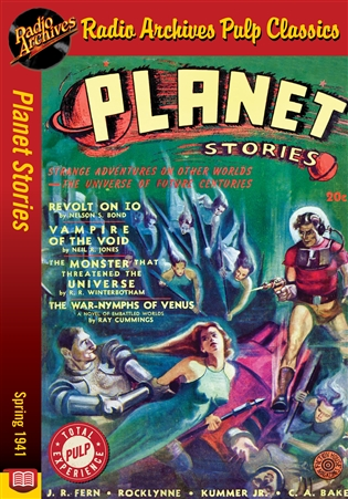 Planet Stories eBook Spring 1941