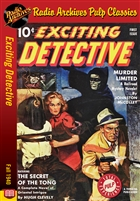 Terror Tales eBook I Doubled For Death! by Saunders M. Cummings