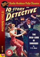 Terror Tales eBook Lovers in a Tomb by Dale Clark