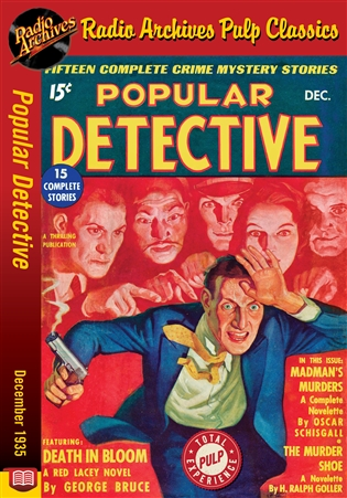 Dime Mystery Magazine eBook Food for Coffins by James Duncan