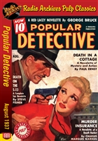 Dime Mystery Magazine eBook Gift of Cain by Joel Stephens