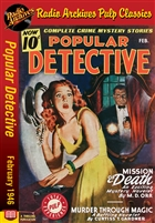 Dime Mystery Magazine eBook Little Children of Murder by Loring Dowst
