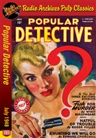 Dime Mystery Magazine eBook Terror Tavern by Richard Race Wallace