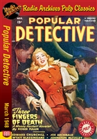 Dime Mystery Magazine eBook The Devil is a Doctor by Jean Mistler