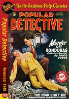Dime Mystery Magazine eBook Unholy Eyes by Monroe Karasik