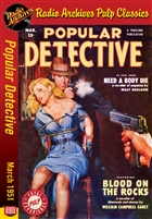 Dime Mystery Magazine eBook C.O.D. — Cash, or Death! by Henry Norton