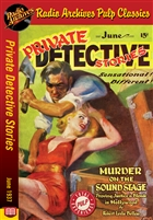 Dime Mystery Magazine eBook Curtain-Call for the Corpse by Nathaniel Nitkin