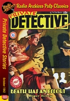 Dime Mystery Magazine eBook Death's Old Sweet Song by George William Rae