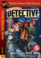 Dime Mystery Magazine eBook Easy Kill by William Hellman