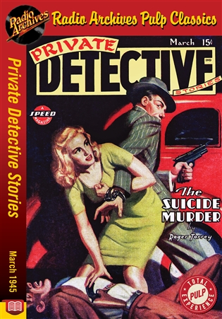 Dime Mystery Magazine eBook Hound of Hell by John Corbett