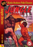 Jungle Stories eBook #3 Fall 1939
