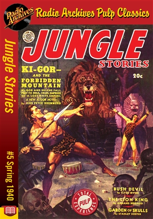 Jungle Stories eBook #5 Spring 1940