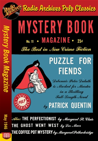 Mystery Book Magazine eBook May 1946