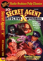 "Secret Agent ""X"" eBook #22 Brand Of The Metal Maiden"