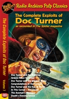 The Complete Exploits of Doc Turner Volume 7