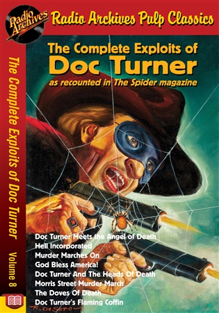 The Complete Exploits of Doc Turner Volume 8
