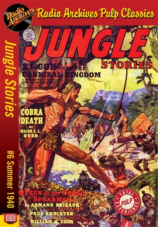 Jungle Stories eBook # 6 Summer 1940