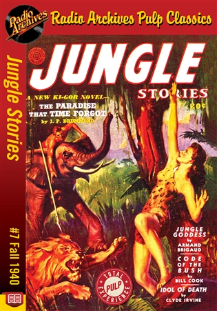 Jungle Stories eBook # 7 Fall 1940