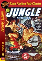 Jungle Stories eBook # 8 Winter 1940