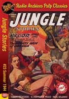Jungle Stories eBook #23 Summer 1944