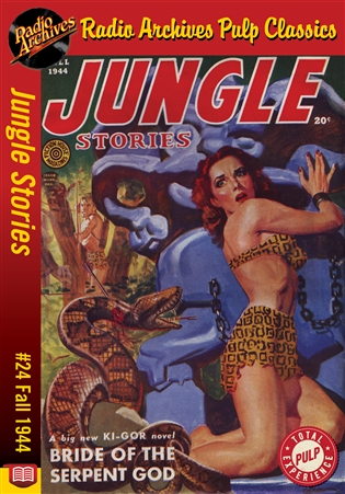 Jungle Stories eBook #24 Fall 1944